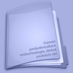 Cursuri postuniversitare endocrinologie, diabet, pediatrie