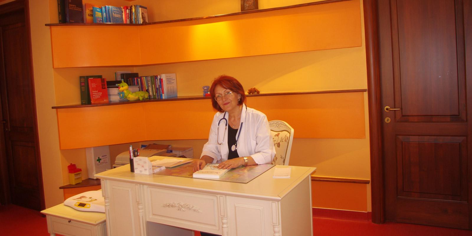 Cabinet dr. Victoria Cret - endocrinologie copii